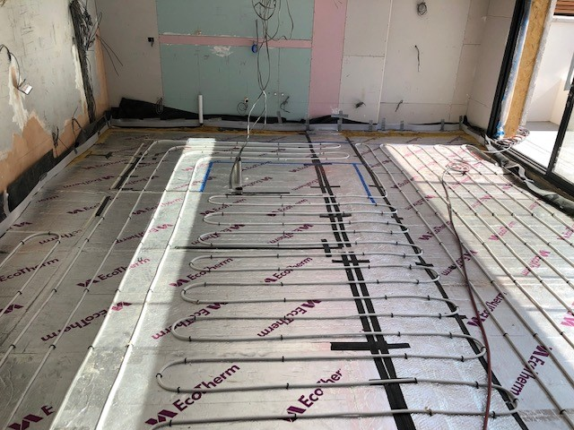 Maintracts Services - Underfloor Heating