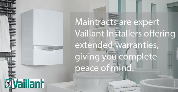 Vaillant Installer extended warranty